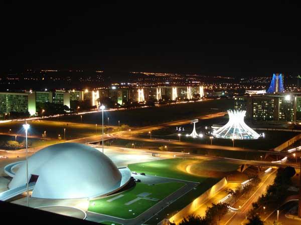 Brasília – Et rom medutsikt