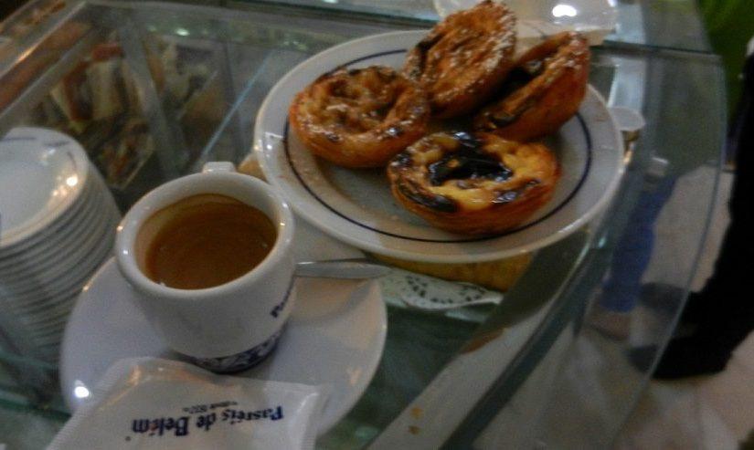 Pastéis de nata.Lisboa