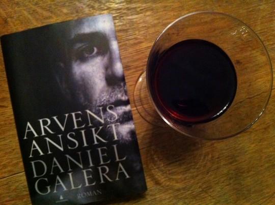 Daniel Galera- Arvensansikt