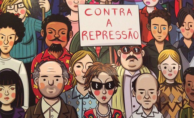Rio de Janeiro. As antiprincesas doBrasil.