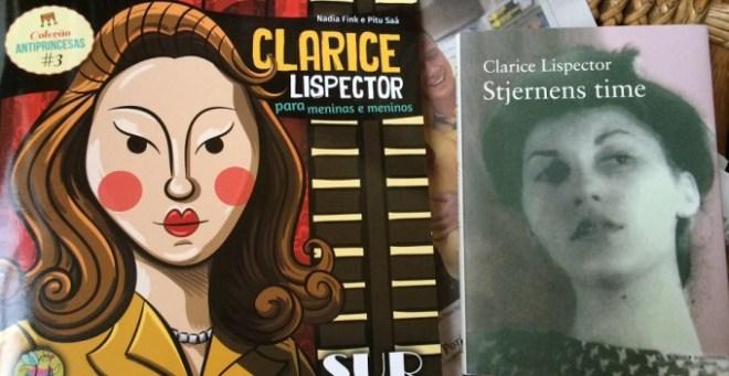 clarice-to-bøker