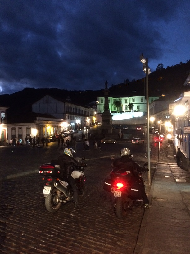 ouro preto night