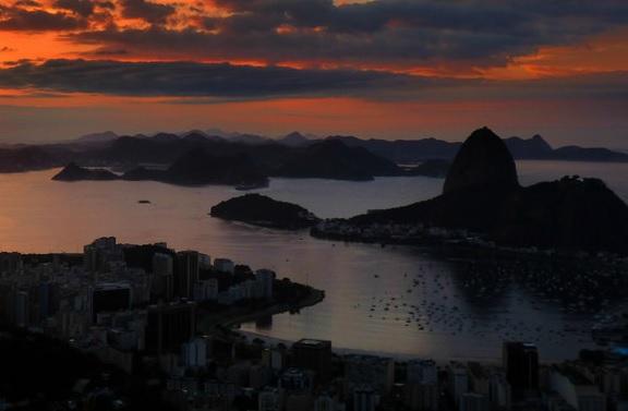 Lufthansa Business Class til Rio deJaneiro