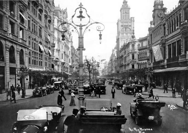 6. Rio de Janeiro, ca. 1900s