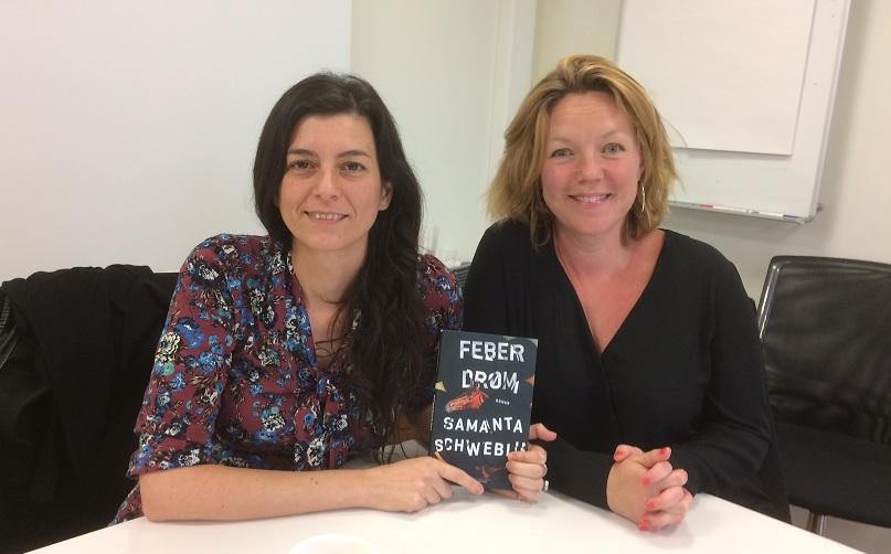 Samanta Schweblin: Smertefullt om en økologiskkatastrofe