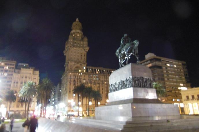 Montevideo (1). Kvinnen fraUruguay