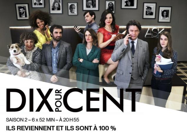 Ti prosent fransk